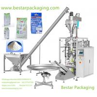 China Automatic feeding system White Powder Wall Tile Grout packaging machinery Bestar coco wholesale