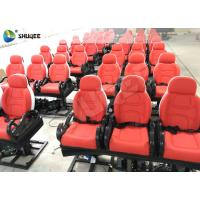 China Truck Mobile 5D Cinema System , 5D 7D 9D Cinema Theater  With Motion Chair Seat wholesale