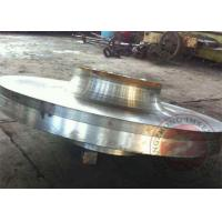 China Hydraulic Turbine Thrust Disc Brake Spindle Carbon Steel Forging 100T OEM wholesale