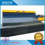 China Curve Twisht Edge Automatic Chainlink Fence Weaving Machine wholesale