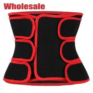 China Three Band OK Fabric Slim Fit Belly Belt Workout Belly Sweat Band wholesale