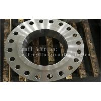 Quality ASME B16.5 WN A350 LF6 Forged Carbon Steel Flange With Nice Packing Or Un-standard Flange for sale