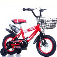 Quality Factory wholesale training wheel kids mountain bike with front basket for sale