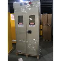China Green Lockable Drum Storage Containers Ventilated Single Cylinder For Laboratory wholesale