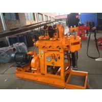 China Professional Crawler Mounted Drill Rig ST-200 For Water Well Borehole Drilling Rig wholesale
