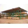 3000 Kg Per Arm Cantilever Storage Racks , Warehouse Cantilever Rack Shelf for sale