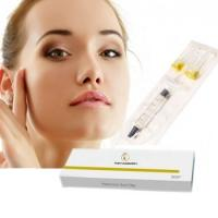 China Cross linked hyaluronic acid gel Injection Ha Dermal Filler 1ml hyaluronic acid facial filler wholesale