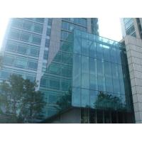 China Dark Grey Building Curtain Wall Panels / Glazing Curtain Wall Insulation wholesale