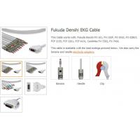 Quality Fukuda EKG CABLES for sale