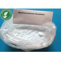 China Chemical Muscle Building Raw Steroid Powder Methenolone Acetate CAS 434-05-9 wholesale