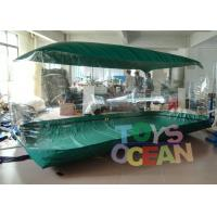China Dust Proof Inflatable Tents Transparent Car Cover Capsule Garage for Protection wholesale
