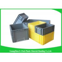 China Industrial Heavy Duty  Euro Stacking Containers 20L Load Capacity 20kg Space Saving wholesale