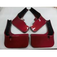 China Auto Rubber Car Body replacement Parts of Mud Flaps Complete set for Toyota High Lander 2012 with Red Paint wholesale