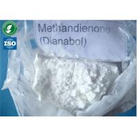 China Androgenic Anabolic Steroids Metandienone Dianabol White Powder for Muscle Growth CAS 72-63-9 wholesale