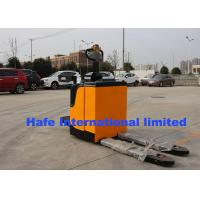 China 2.5 ton Warehouse Equipment Electric Pallet Truck With Width 695mm For Pallet Loading wholesale