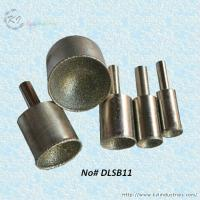 China Diamond Coated Spherical Head Mounted Points - DLSB11 wholesale