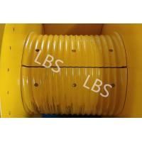 Buy cheap High Durability Split Lebus Sleeve Q345B Materials DNV ISO Standard from wholesalers