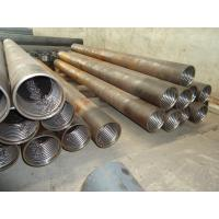 Quality 5-420mm Diameter Seamless Drill Steel Pipe With JIS G 3465 STMC-C-540 , STMC-C-640 for sale