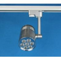 Quality 7PCS 1W Aluminum LED Track Lighting Fixtures 85V - 265V AC for Shopping Mall for sale