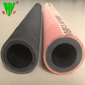 China Heavy duty fabric cover hose abrasion resistant sandblasting hose wholesale