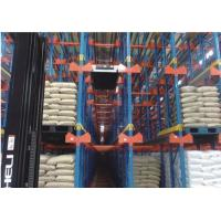Vertical Type Shuttle Pallet Racking System Q235B Carbon Steel Material
