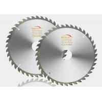 China Trimming Wood TCT Saw Blade 200x40Tmm With Alloy Steel / CrN Finishing wholesale