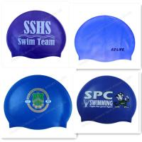 China shark swim cap wholesale