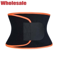 China Customized Neoprene Waist Trimmer Belt Workout Belly Band Non Toxic wholesale