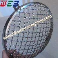 Quality Stainless Steel Wire lamp guard for Car headlight for sale