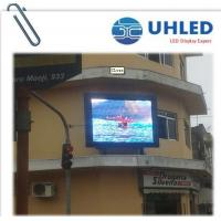 China High Resolution Outdoor LED P8 Advertising Screens , DIP 3 In 1 LED Display wholesale