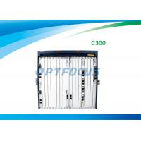 Wholesale OLT C300 GPON EPON Make Mass FTTx roll-out Easier Class  B+ 20km - 60km from china suppliers