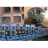 Wholesale Welded Pipe Manufacturing Tube Mill Roller With 57 - 63 Hrc Hardness from china suppliers