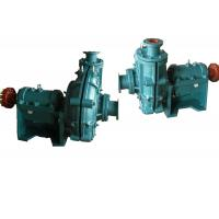 China High Concentration Electric Slurry Pump Slurry Transfer Pump A05 / Cr26 / C27 Material wholesale