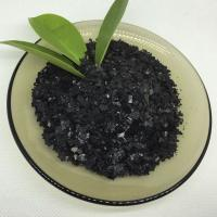 China Natural seaweed extract Organic Seaweed Fertilizer with black powder color wholesale