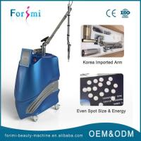 Quality Newest 600ps Painless Shorter Session Removal Best Picosecond Tattoo Laser for sale