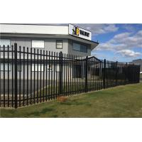 China China products  reputation  2.1m height cheap security fencing  galvanized wholesale