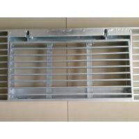 China Easy installation and disassembly lattice steel plate steel grating steel  trench grates wholesale