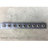 Buy cheap Round Button Safety Grating Ladder Rungs 40*280MM With Diameter 10MM from wholesalers