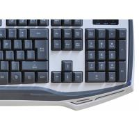 Quality USB Wired Multimedia Gaming Computer Keyboard 104 Keys OEM / ODM for sale
