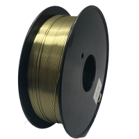 China 3D Printer Gold Pla Filament Silk 1.75 PLA Filament 1KG With 100% Quality wholesale