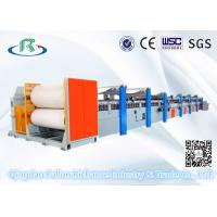 China Corrugated Cardboard Carton Making Machine: Double Facer  Baker For Production Line wholesale