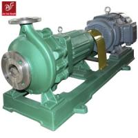 China IH Stainless Steel Centrifugal Pump chemical pump acid alkali resistant pump wholesale