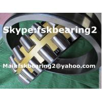 China Brass Cage Spherical Roller Bearing 23168 CA / W33 340mm x 580mm x 190mm wholesale