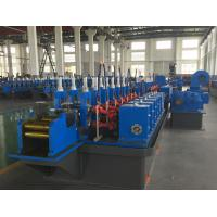 China High speed 8-32mm HF Welding Pipe Round Square Tube Making Machine  Flying Cut system Watter Cooling wholesale