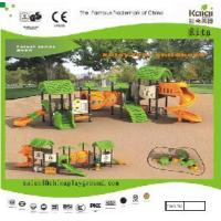 China New Design Forest Series Outdoor Playground (KQ9133A) wholesale