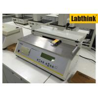 China Computer Controlled Coefficient of Friction Testing Equipment For Plastic Films MXD-02 wholesale