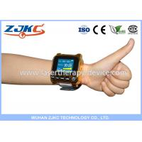 Wholesale AC 90--265V Rechargeable Laser Wrist Watch With Metal / ABS Materials , 5mW Diode Power from china suppliers