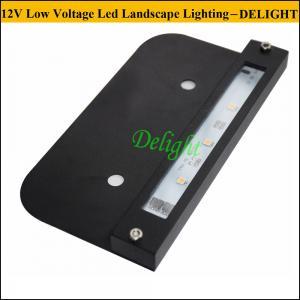 12V LED Deck Lights and LED Step Lighting  LED Hardscape Lights for Retaining Wall Light and stone wall lighting