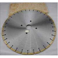 China Marble Cutting Blades 450mm Saw Blades wholesale