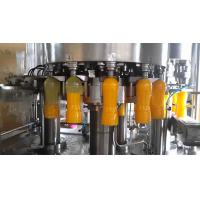 China Super Automatic Bottle Filling Machine , Blowing Filiing Capping Machine For Juice wholesale